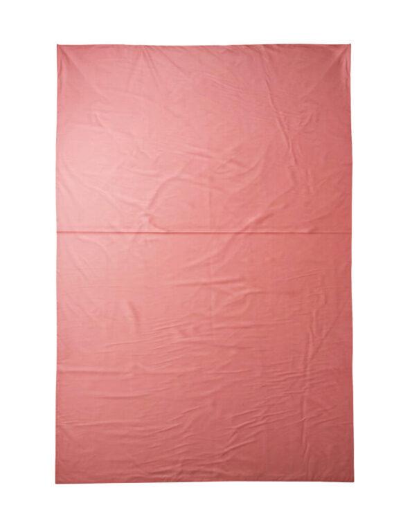 Mako-satiinist voodilina