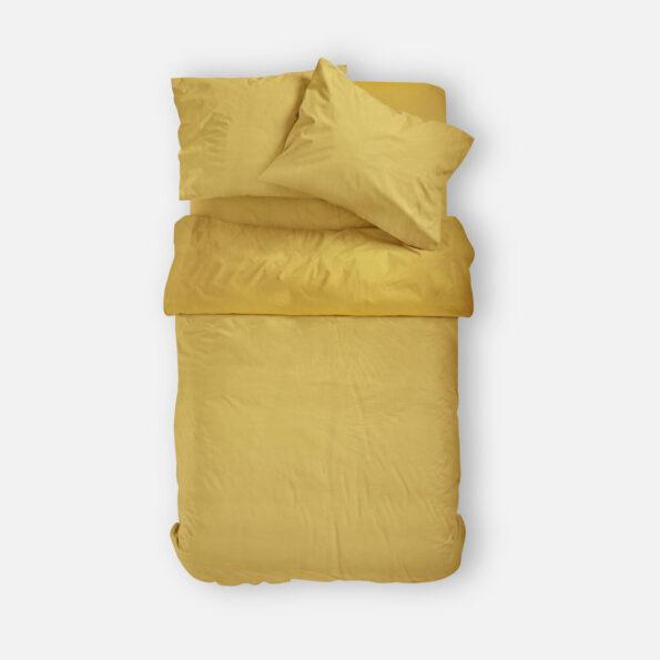 mako-satiinist voodipesu