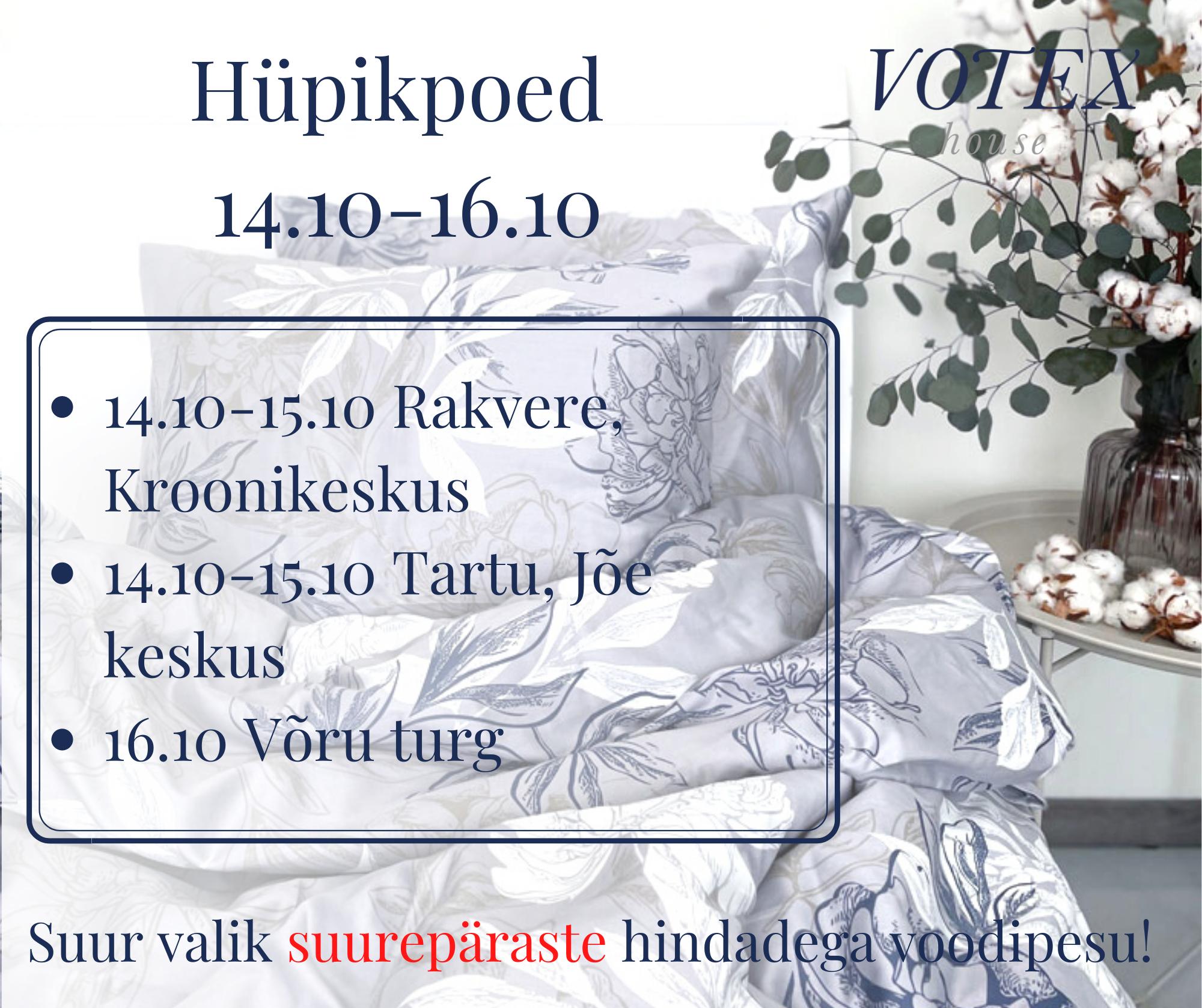 Hüpikpoed 14.10-16.10